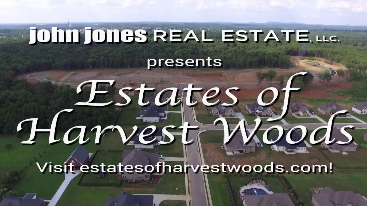 Estates Of Harvest Woods